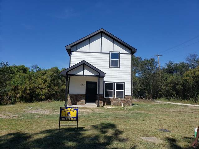 2104 Marshall Street, Greenville, TX 75401 (MLS #14690430) :: Lisa Birdsong Group | Compass