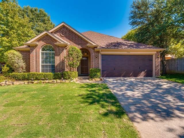 720 River Oak Way, Lake Dallas, TX 75065 (MLS #14690444) :: Real Estate By Design