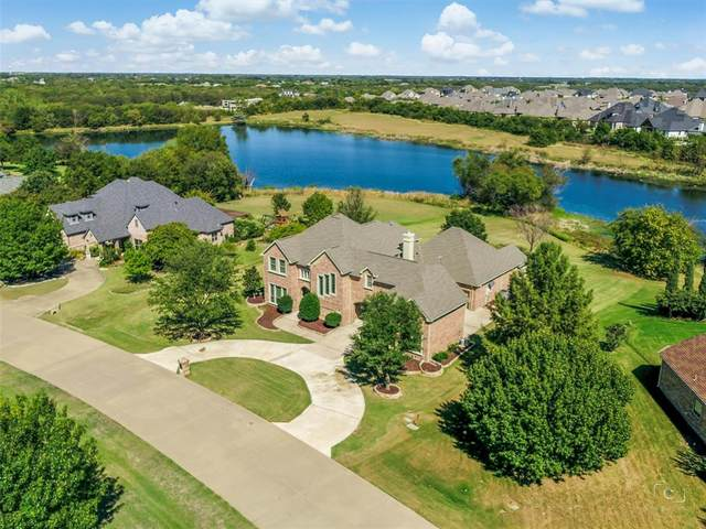 86 Seis Lagos Trail, Wylie, TX 75098 (MLS #14690453) :: Real Estate By Design