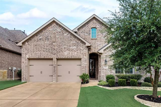 1014 Finsbury Lane, Forney, TX 75126 (MLS #14690456) :: Real Estate By Design