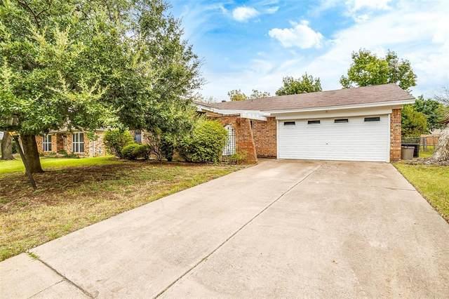 3712 Dawn Drive, North Richland Hills, TX 76180 (MLS #14690457) :: Real Estate By Design