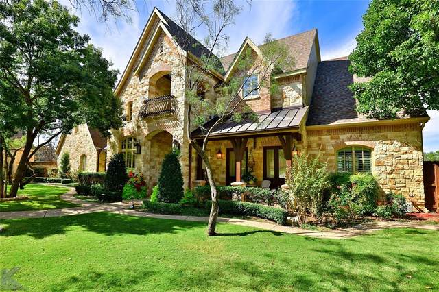 4366 La Hacienda Drive, Abilene, TX 79602 (MLS #14690477) :: VIVO Realty
