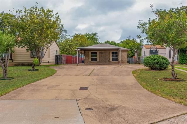 4324 Houghton Avenue, Fort Worth, TX 76107 (MLS #14690486) :: Trinity Premier Properties