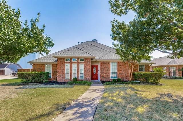 4304 Hartford Drive, Plano, TX 75093 (MLS #14690491) :: Texas Lifestyles Group at Keller Williams Realty