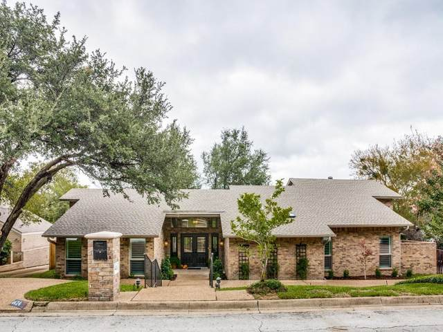 4424 Overton Terrace, Fort Worth, TX 76109 (MLS #14690494) :: The Russell-Rose Team