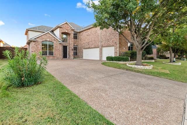 15677 Crown Cove Lane, Frisco, TX 75035 (MLS #14690498) :: The Good Home Team