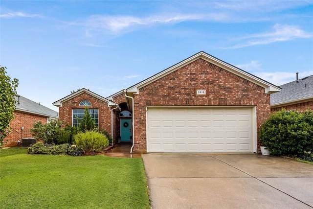 3913 Old Richwood Lane, Fort Worth, TX 76244 (MLS #14690509) :: Front Real Estate Co.