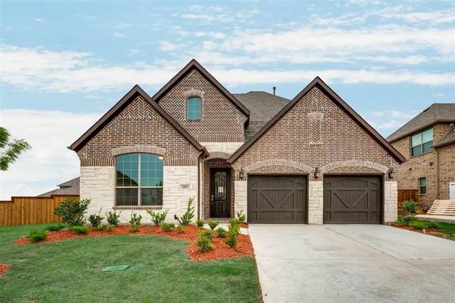 6124 Horsetail Drive, Mckinney, TX 75071 (MLS #14690523) :: The Good Home Team