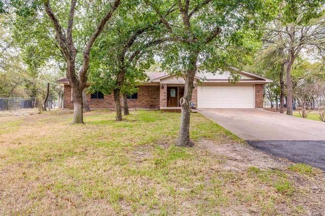 115 Forrest View Court, Weatherford, TX 76087 (MLS #14690533) :: The Krissy Mireles Team