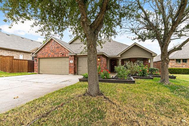 4816 Monarch Drive, Mesquite, TX 75181 (MLS #14690543) :: Real Estate By Design