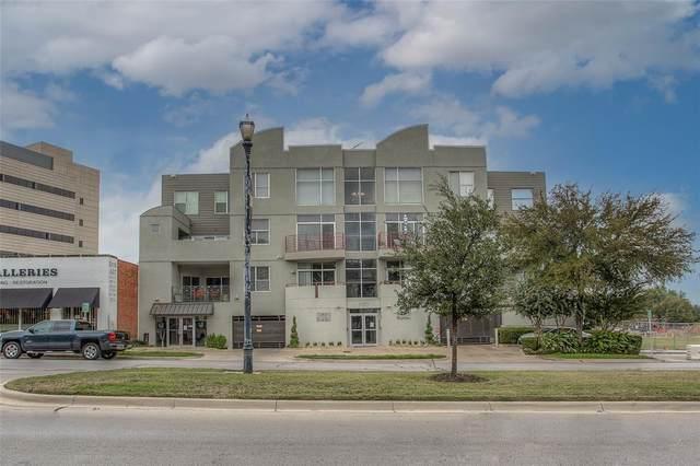 3320 Camp Bowie Boulevard #2206, Fort Worth, TX 76107 (MLS #14690545) :: Trinity Premier Properties