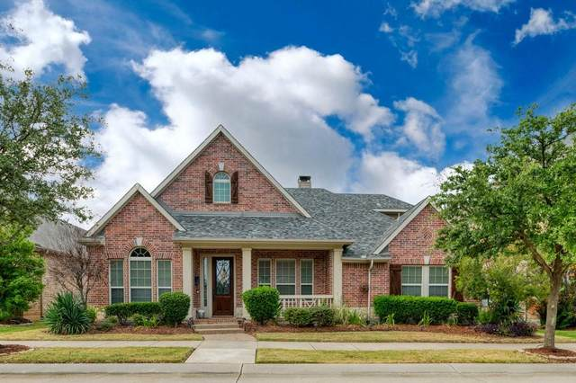 504 Four Stones Boulevard, Lewisville, TX 75056 (MLS #14690550) :: Epic Direct Realty