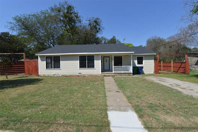 101 Cumberland Road, Waxahachie, TX 75165 (MLS #14690562) :: Real Estate By Design