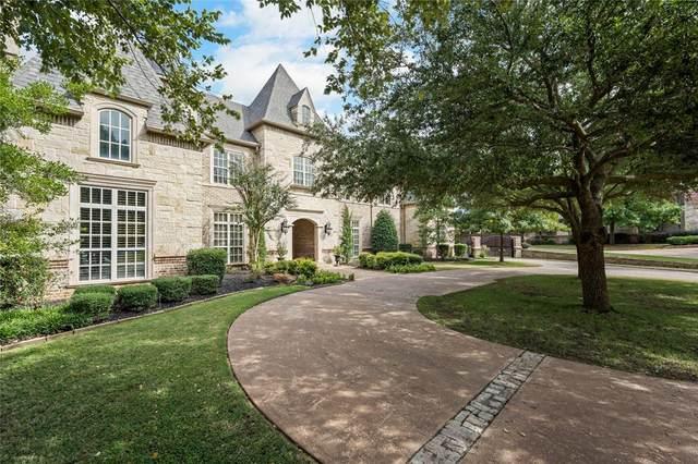 1612 Enclave Court, Southlake, TX 76092 (MLS #14690565) :: The Tierny Jordan Network