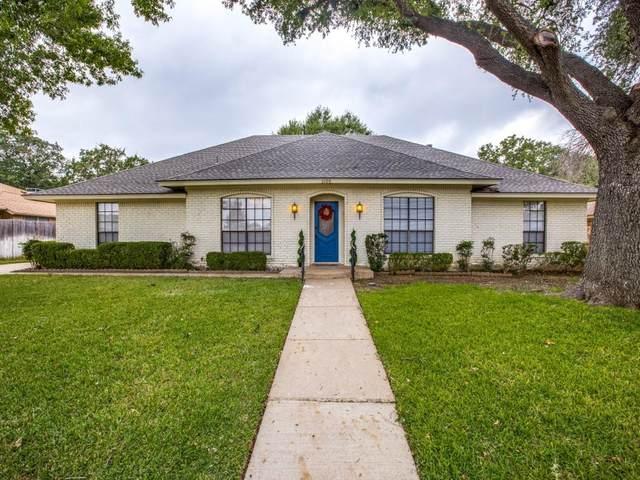 3100 Steeplechase Trail, Arlington, TX 76016 (MLS #14690570) :: Real Estate By Design