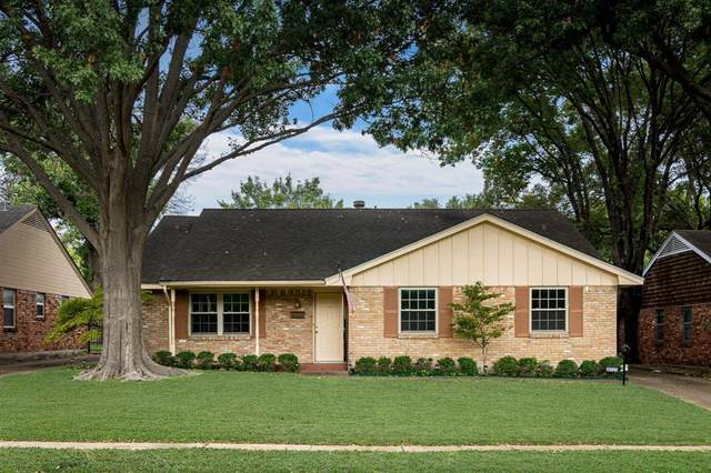 10525 Mapleridge Drive, Dallas, TX 75238 (MLS #14690590) :: Real Estate By Design