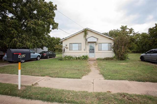 462 W Belknap Street, Jacksboro, TX 76458 (MLS #14690592) :: GS Realty Team   Fathom Realty
