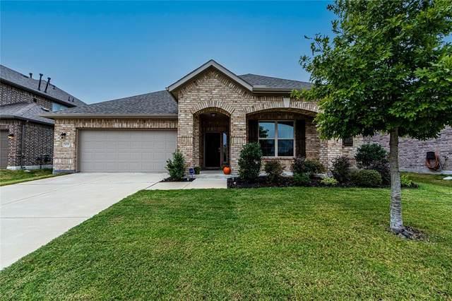 1608 Drover Creek Road, Aubrey, TX 76227 (MLS #14690593) :: Epic Direct Realty