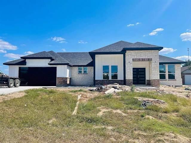 10614 Lago Vista, Quinlan, TX 75474 (MLS #14690624) :: Lisa Birdsong Group | Compass
