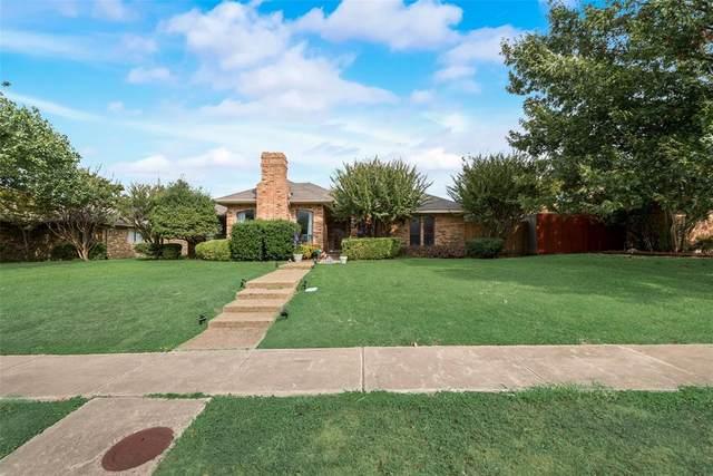2113 Nob Hl, Carrollton, TX 75006 (MLS #14690635) :: Real Estate By Design