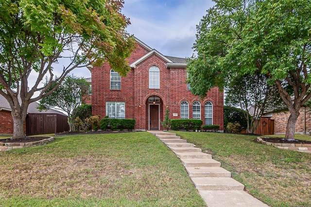 4117 Silverthorne Street, Richardson, TX 75082 (MLS #14690647) :: Trinity Premier Properties