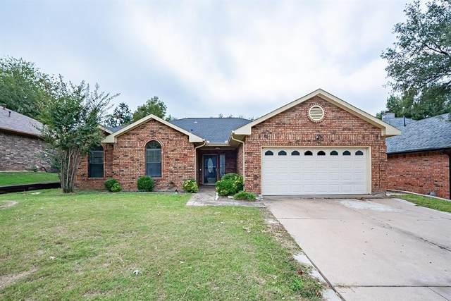 6110 Blueridge Court, Arlington, TX 76016 (MLS #14690655) :: 1st Choice Realty