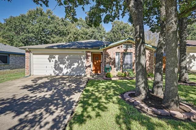 1116 Hidden Creek Drive, Mansfield, TX 76063 (MLS #14690659) :: The Tierny Jordan Network