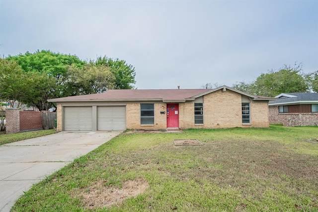 4805 Wyoming Trail, North Richland Hills, TX 76180 (MLS #14690675) :: Craig Properties Group