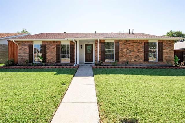 10322 Portrush Drive, Dallas, TX 75243 (MLS #14690676) :: The Russell-Rose Team