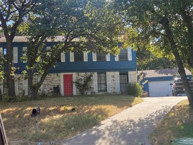 4509 Rockland Drive, Arlington, TX 76016 (MLS #14690704) :: 1st Choice Realty