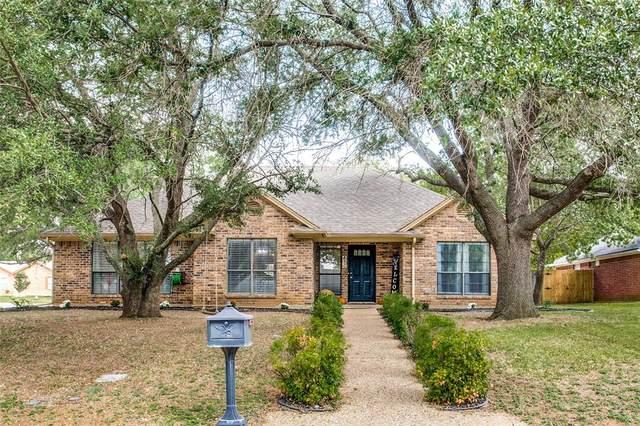 414 Mcanear Street, Cleburne, TX 76033 (MLS #14690713) :: The Good Home Team