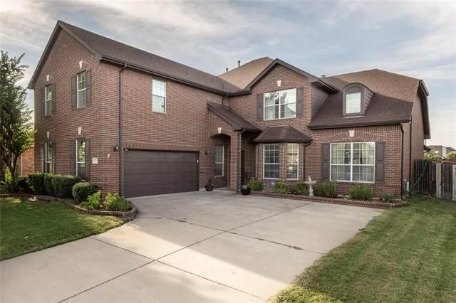 5311 Hockley Drive, Grand Prairie, TX 75052 (MLS #14690740) :: 1st Choice Realty