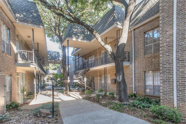 4420 Harlanwood Drive #229, Fort Worth, TX 76109 (MLS #14690746) :: The Russell-Rose Team