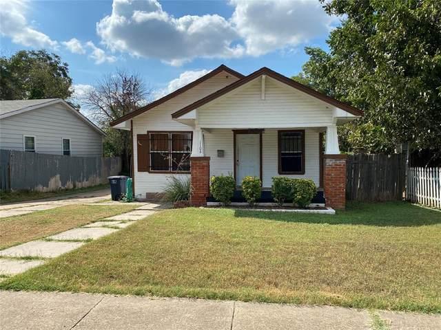 1108 E Arlington Avenue, Fort Worth, TX 76104 (MLS #14690751) :: The Good Home Team