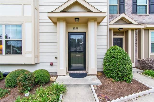 6928 Carrington Lane, Fort Worth, TX 76137 (MLS #14690767) :: Real Estate By Design