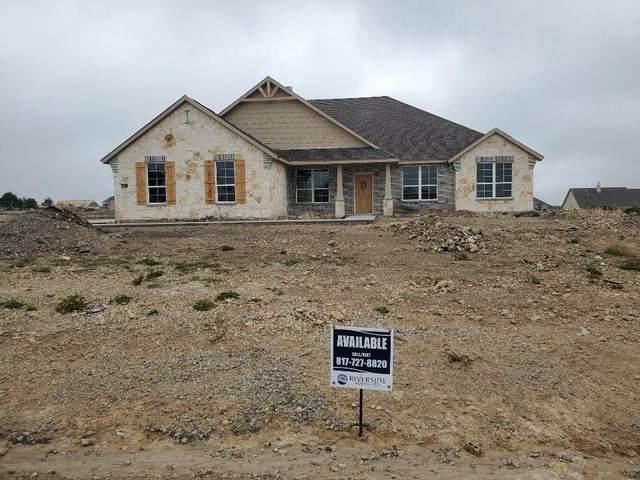 5017 Freestone Drive, Weatherford, TX 76085 (MLS #14690773) :: Trinity Premier Properties