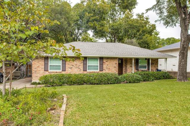 10025 Lanshire Drive, Dallas, TX 75238 (MLS #14690798) :: 1st Choice Realty