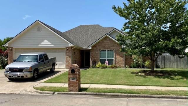 407 Austin Acre, Sulphur Springs, TX 75482 (MLS #14690802) :: The Good Home Team