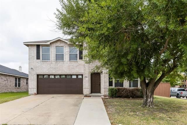 2904 Santa Sabina Drive, Grand Prairie, TX 75052 (MLS #14690807) :: Trinity Premier Properties