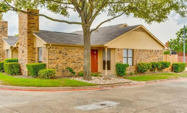 1809 W Spring Creek Parkway G2, Plano, TX 75023 (MLS #14690829) :: Craig Properties Group