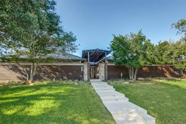 7303 Campbell Road, Dallas, TX 75248 (MLS #14690832) :: The Good Home Team