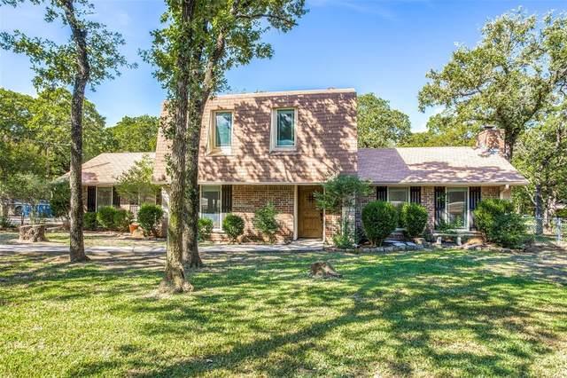 7809 Oak Parkway, Burleson, TX 76028 (MLS #14690840) :: Front Real Estate Co.