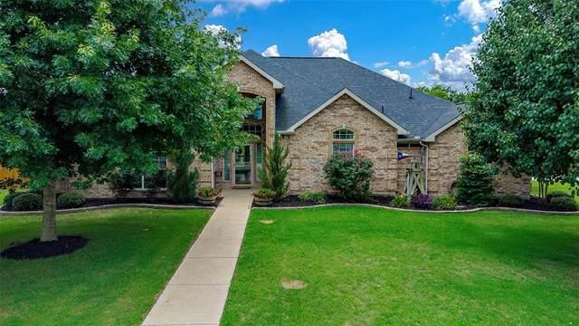 506 Kings Creek Drive, Terrell, TX 75161 (MLS #14690841) :: Team Hodnett