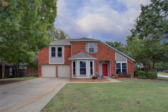 1500 Lincoln Drive, Mansfield, TX 76063 (MLS #14690855) :: The Good Home Team