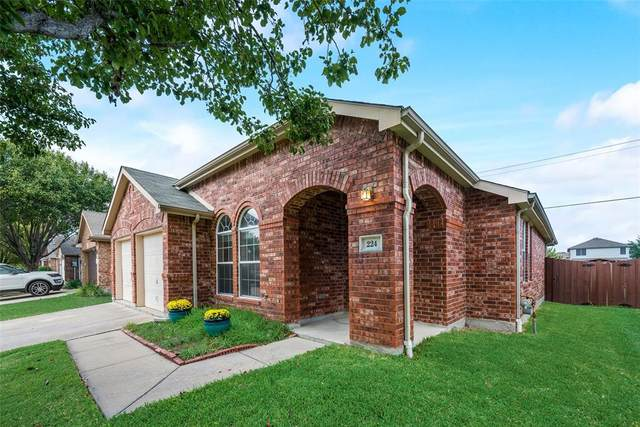224 Starlight Drive, Forney, TX 75126 (MLS #14690861) :: The Good Home Team