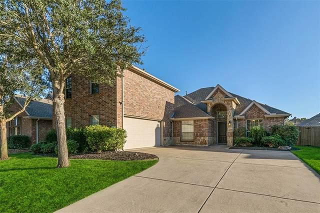 1618 Nestledown Drive, Allen, TX 75002 (MLS #14690867) :: Lisa Birdsong Group | Compass