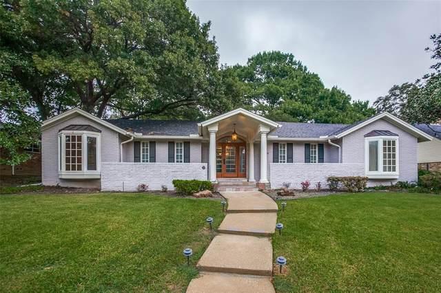 428 Fall Creek Drive, Richardson, TX 75080 (MLS #14690876) :: Rafter H Realty