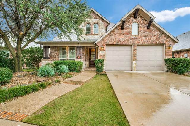 1408 Bluebird Drive, Little Elm, TX 75068 (MLS #14690886) :: The Good Home Team