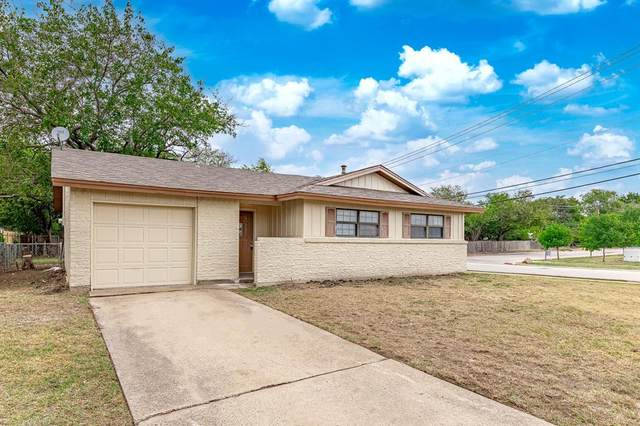 1609 Rosewood Lane, Arlington, TX 76010 (MLS #14690898) :: The Chad Smith Team