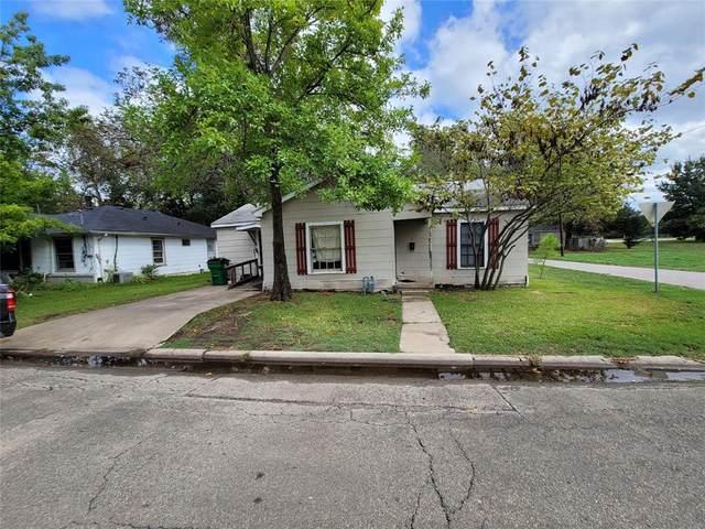 4019 Gordon Street, Greenville, TX 75401 (MLS #14690900) :: Lisa Birdsong Group | Compass